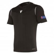REFEREE black shirt uefa SS