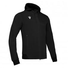 ZITHER full zip hooded sweatshirt