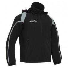 CORAL 1/4 zip fleece internal showerjacket