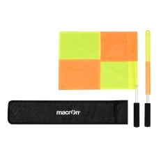 Linesman Kit 2 Sticks + 2 Flags Aluminum